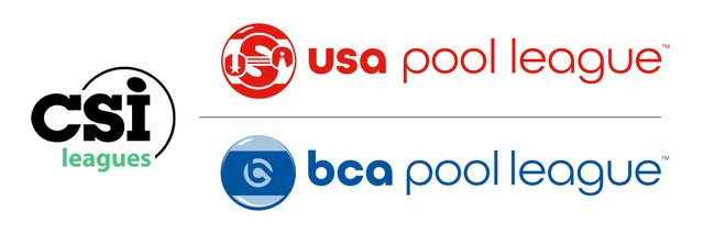 USA & BCA Pool Leagues New Identities