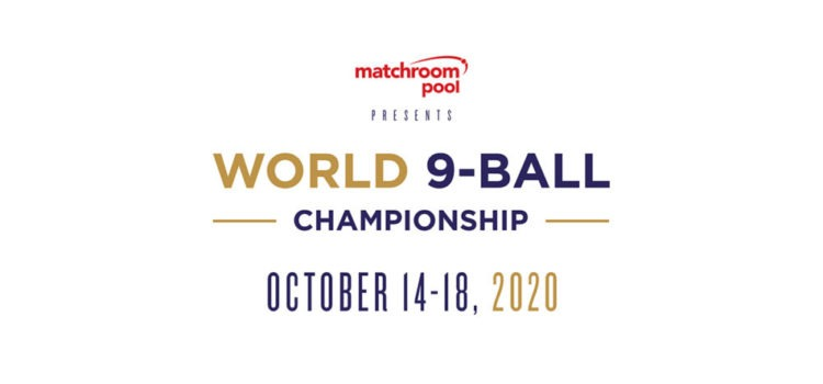 MATCHROOM POOL ACQUIRES WORLD 9-BALL CHAMPIONSHIP