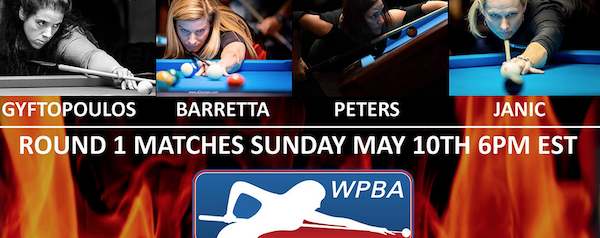 WPBA Virtual 9-ball Ghost Challenge – Today May 10
