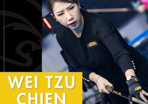 Predator Welcomes Wei Tzu Chien