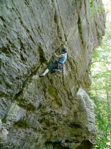 Meet Chick Climber Kristin Anderson (Climbing)