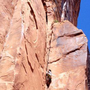 Chick Climber Megan