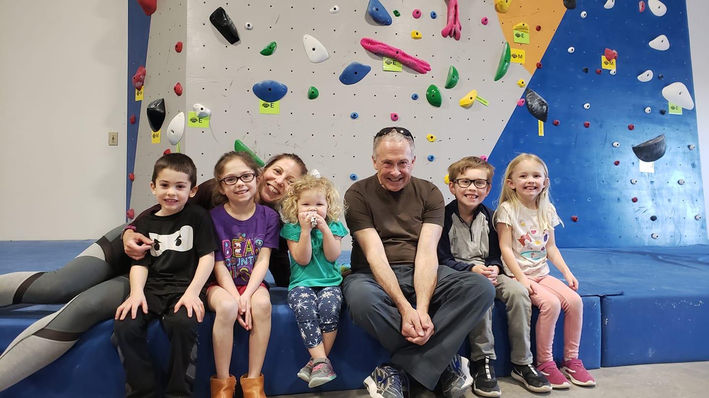 Grandkids at Black Hills Basecamp