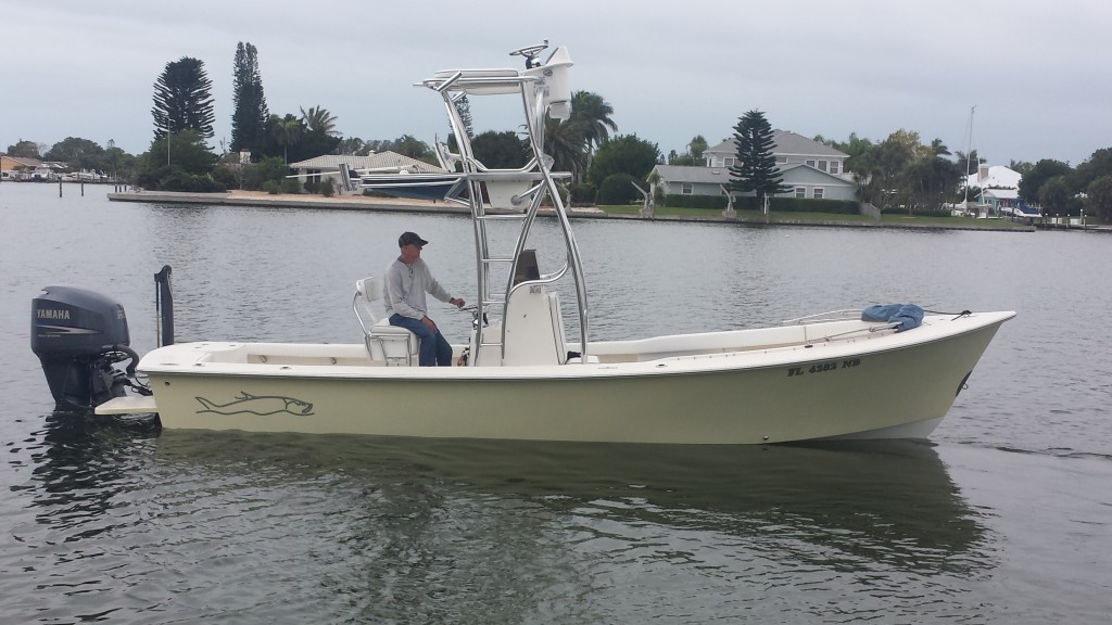 2006 Gause Built 26 - SOLD