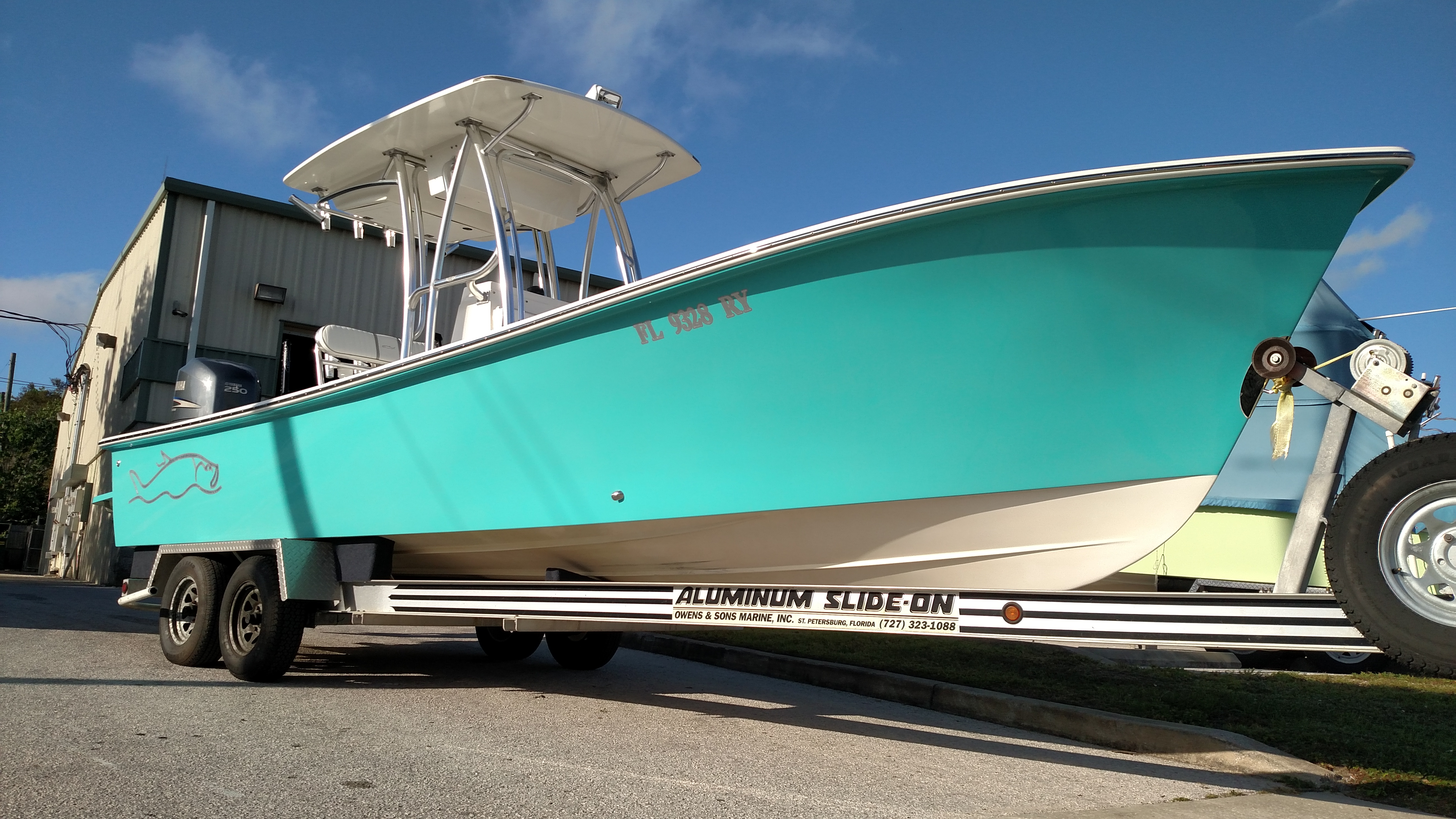 2007 Gause Built 26 - SOLD