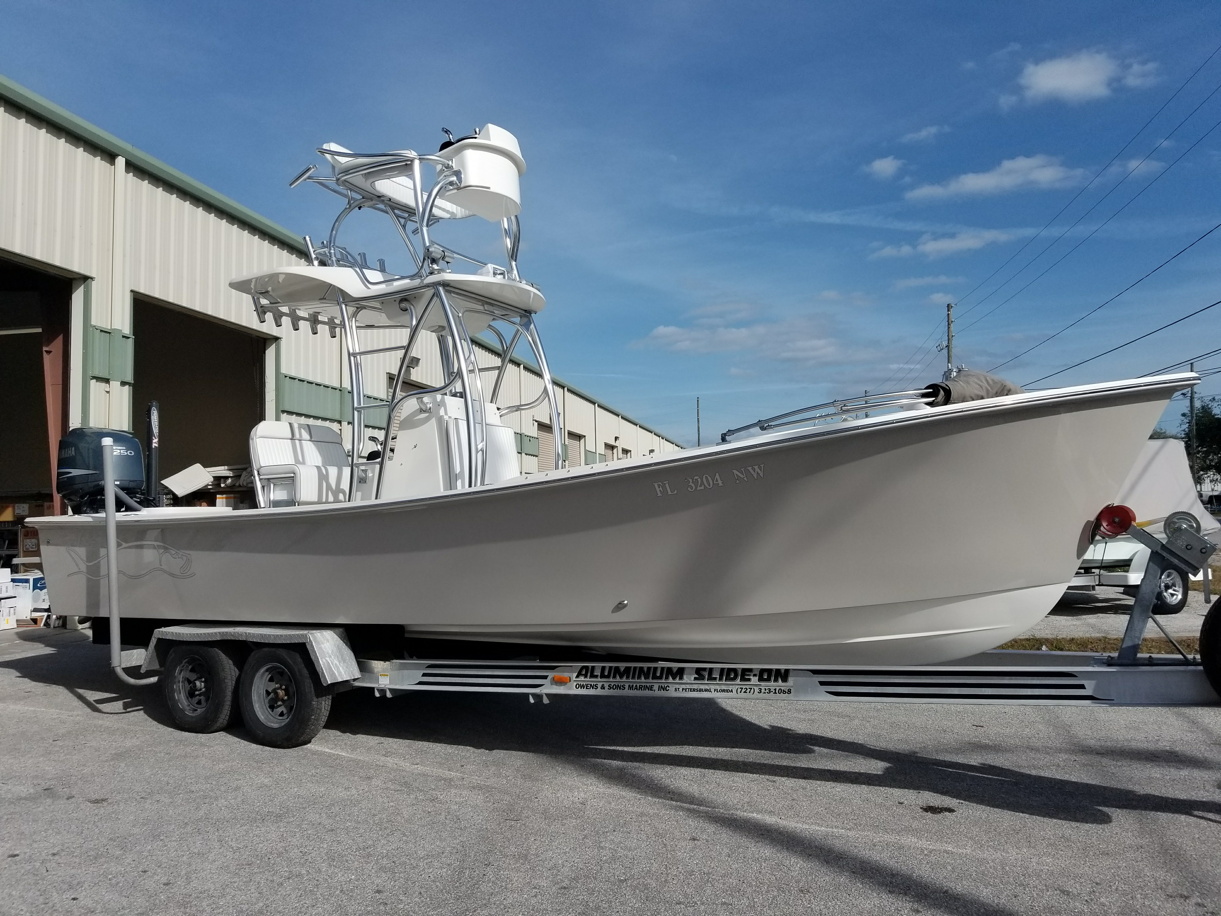 2009 Gause Built 26 - SOLD !