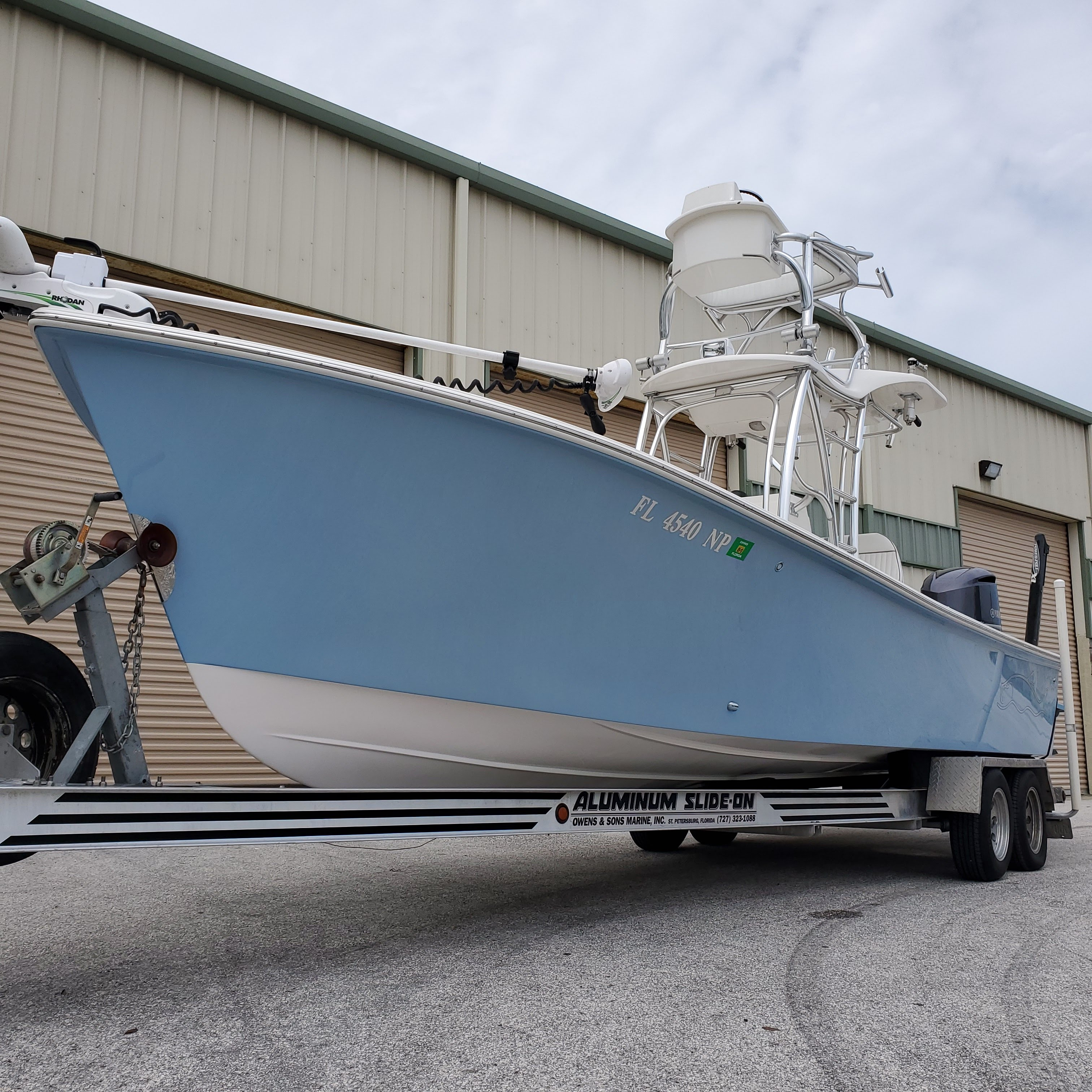 2008 Gause Built 26 - SOLD