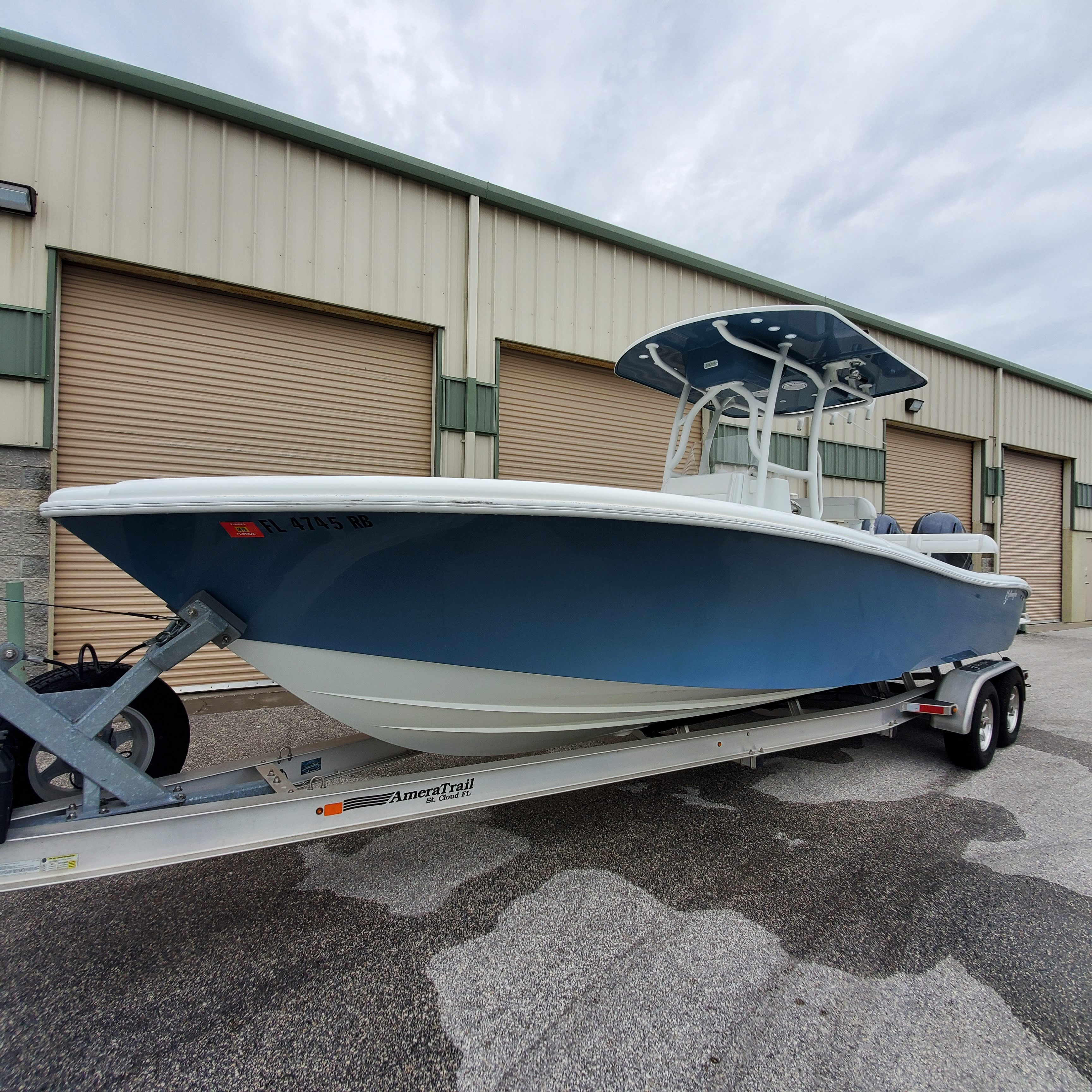 2016  Yellowfin 26 - SOLD