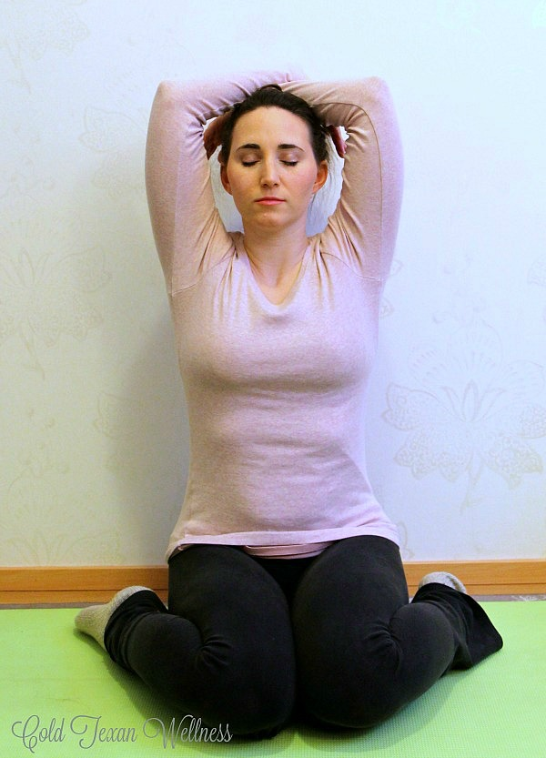 Yoga for nausea! 3 yoga poses to cure nausea. A great natural way to help stop morning sickness and nausea associated with flu and sickness. #yoga #prenatal yoga #naturalremedies #yogaremedies #healthyself
