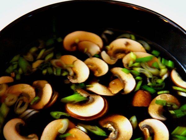 Japanese Onion Soup
