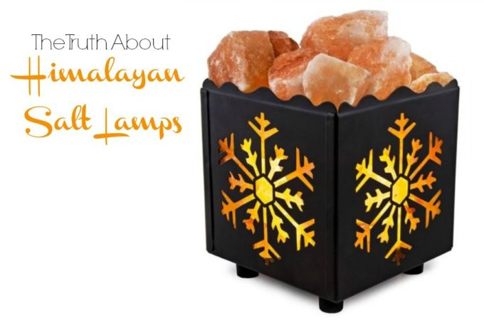 The truth about himalayan salt lamps