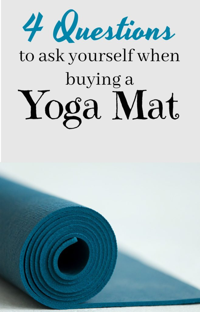 4 questions to ask yourself when buying a yoga mat. How to choose a yoga mat