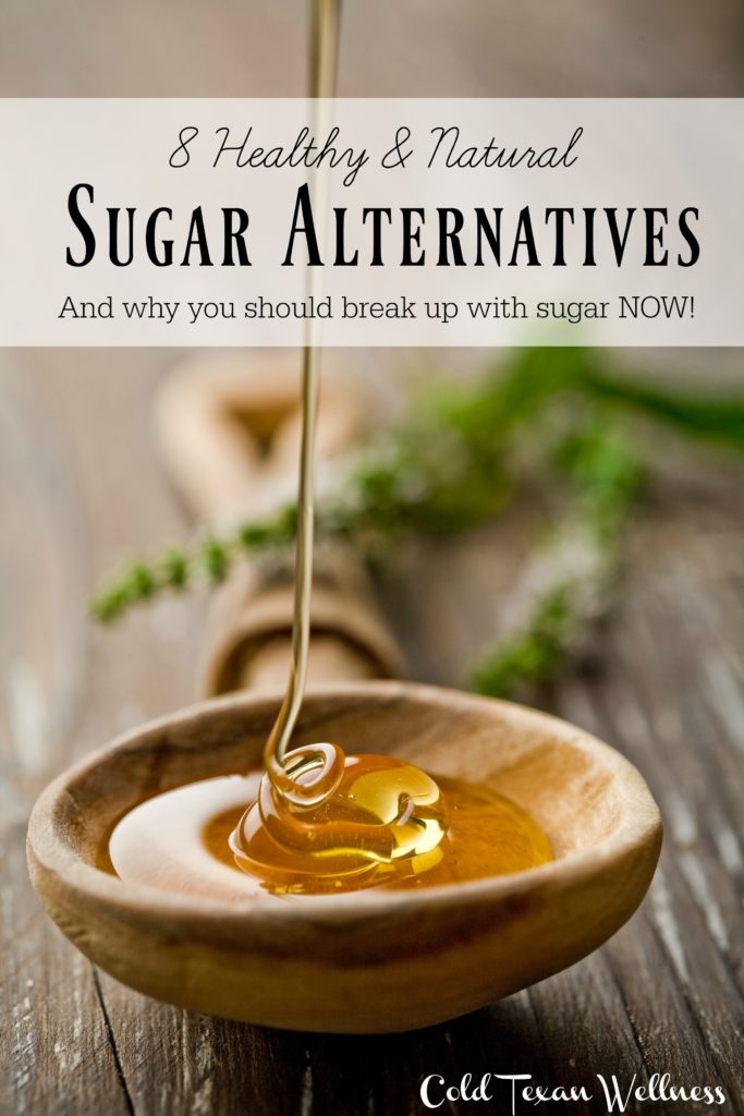 Kick your sugar addiction now! Try these 8 Scientifically Proven healthy and natural sugar alternatives instead. Your body will thank you in so many ways