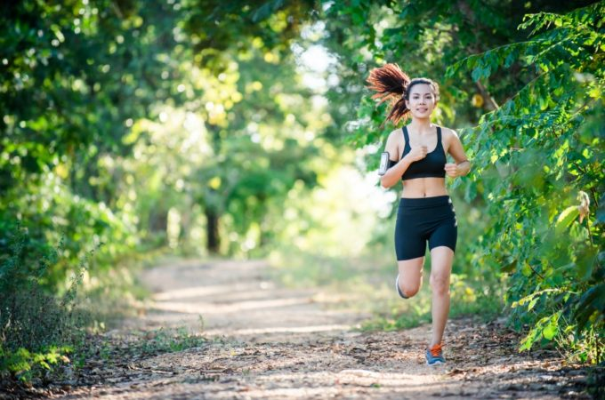 Safety Tips for Runners. Keep yourself, your family, and your pets safe while enjoying a run outside
