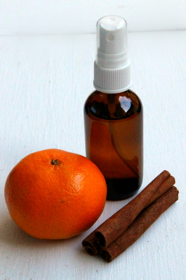 Citrus Cider Essential Oil Room Spray