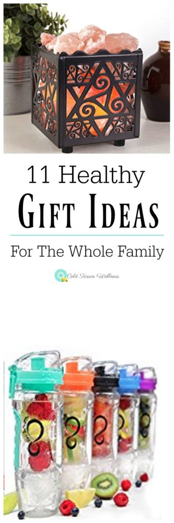 11 Healthy Gift ideas for The Whole Family! Gifts Guaranteed to be a huge hit! #Christmas #christmasgifts #health #healthyliving #healthylife #giftideas #stockingstuffers