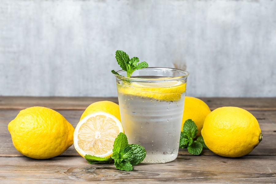 Why you should drink lemon water every day. Drinking more water is one of the great easy health resolutions