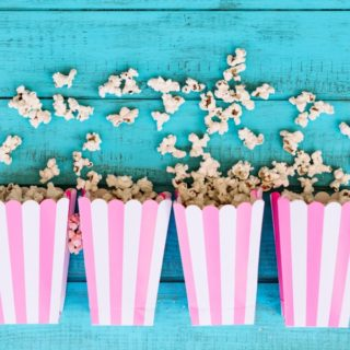Healthy movie night snacks