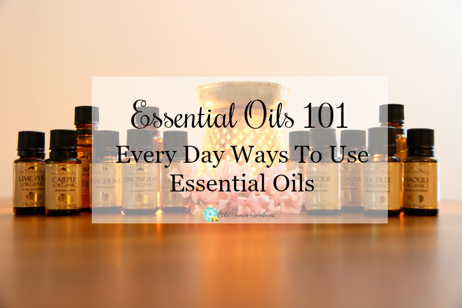 Essential Oils 101: Every Day Ways To Use Essential Oils. You got that new Essential Oil Starter kit. Now what? Here's 10 Ways to use essential Oils every day