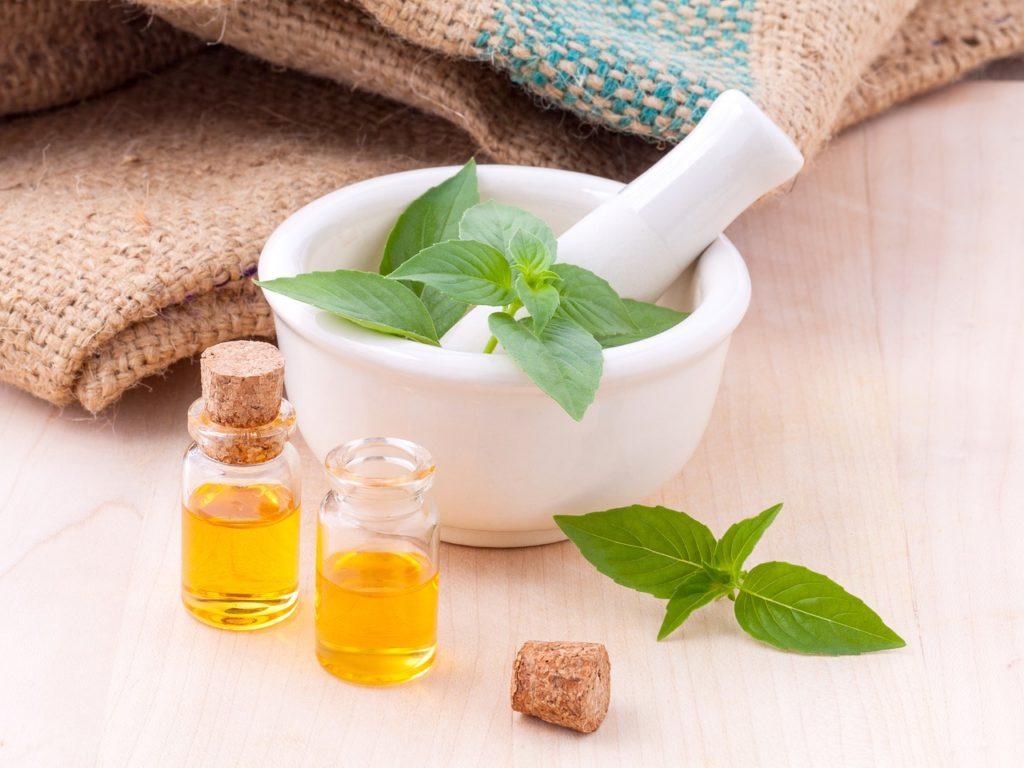 Essential Oil Headache Relief Roller