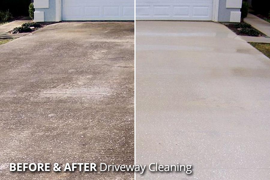 concrete-driveway-pressure-washing-cincinnati-oh-ky-in