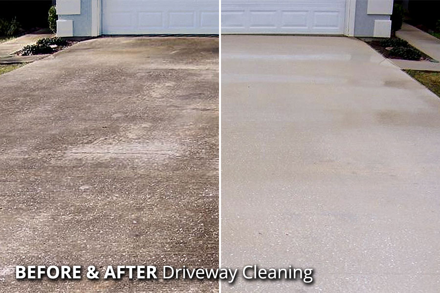 concrete-driveway-power-washing-cincinnati-oh-ky-in