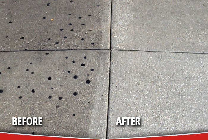 concrete-gum-removal-power-washing-cincinnati-oh-ky-in
