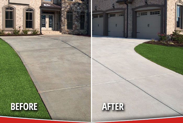 concrete-driveway-cleaning-cincinnati-oh-ky-in