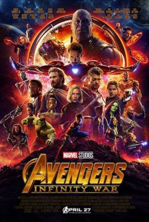 2017_Avengers Infinity War