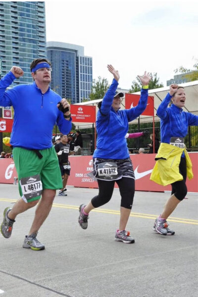 Running a Marathon: From the Couch to the Finish Line