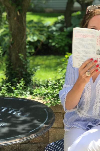 Reading Park Avenue Summer by Renee Rosen