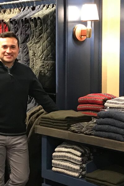 Tradition Restored As Smith's Men's Store Reopens November 23 in Lake Forest