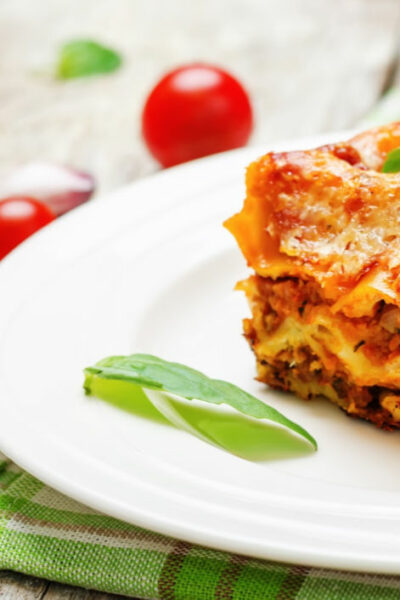 What's For Dinner: Slow Cooker Lasagna