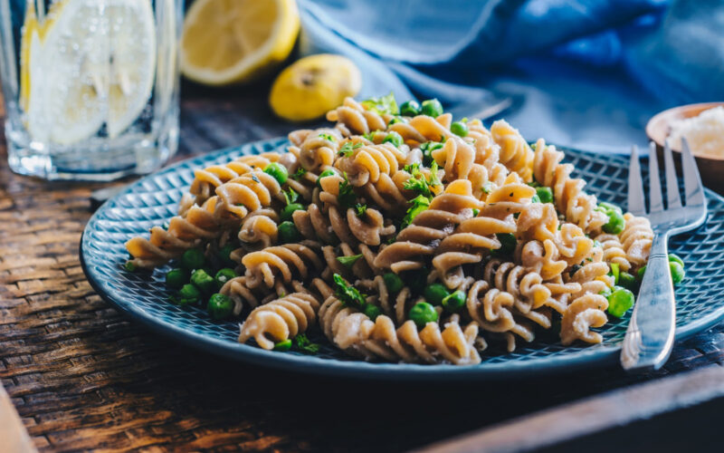 What's For Dinner: Quarantine Pasta from A Life From Scratch