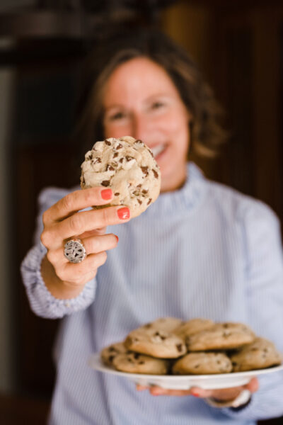 Margaret's Famous Chocolate Chip Cookie Recipe