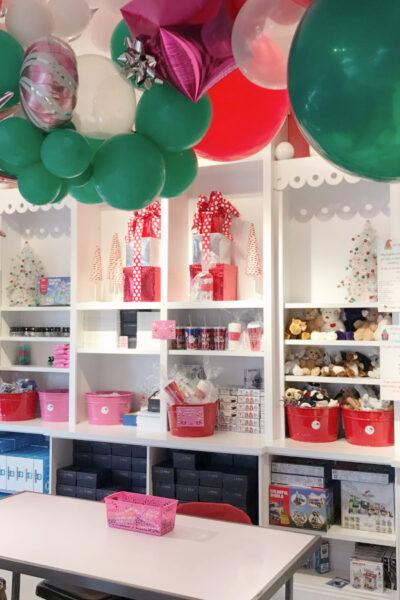 Visit Santa's Workshop for Fill a Heart 4 Kids