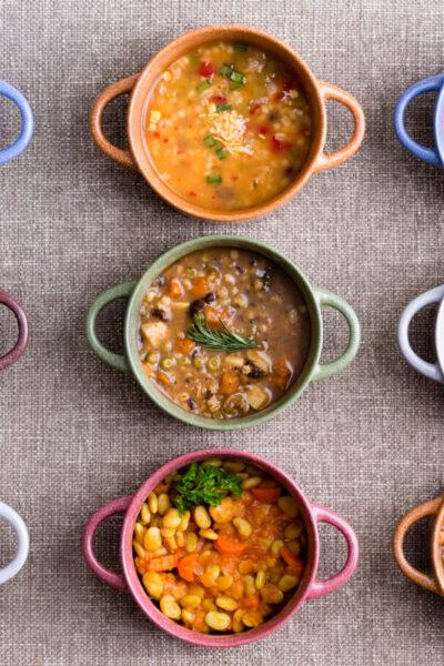 A Monday Soup Roundup