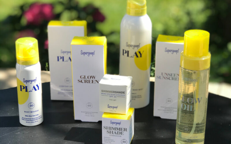 My 3 Favorite Supergoop Products