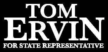 Tom Ervin For State Representative