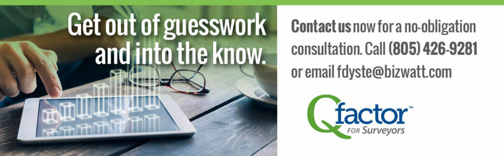 Get out of the guesswork and into the know with Qfactor
