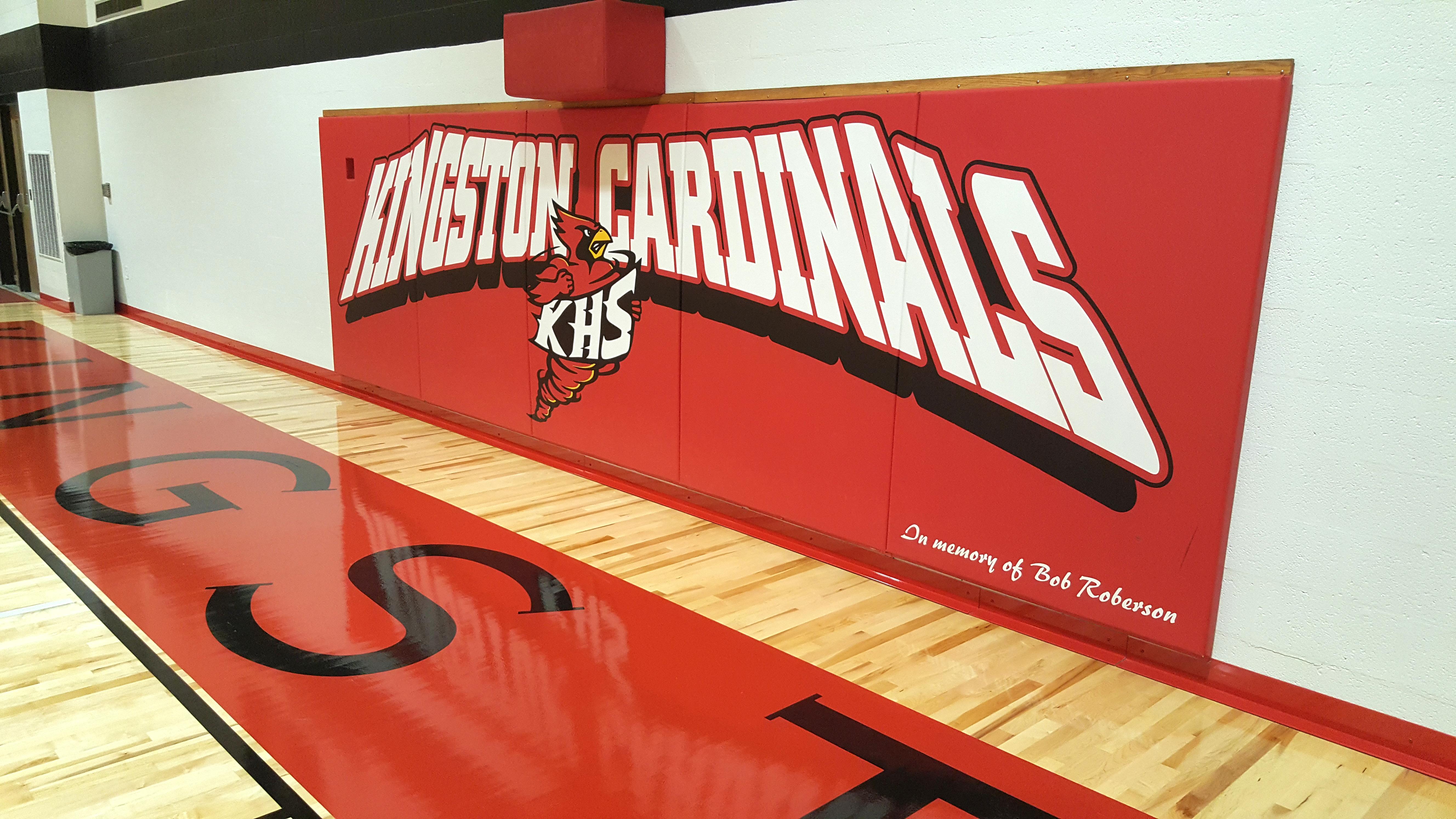 Kingston High School Gym