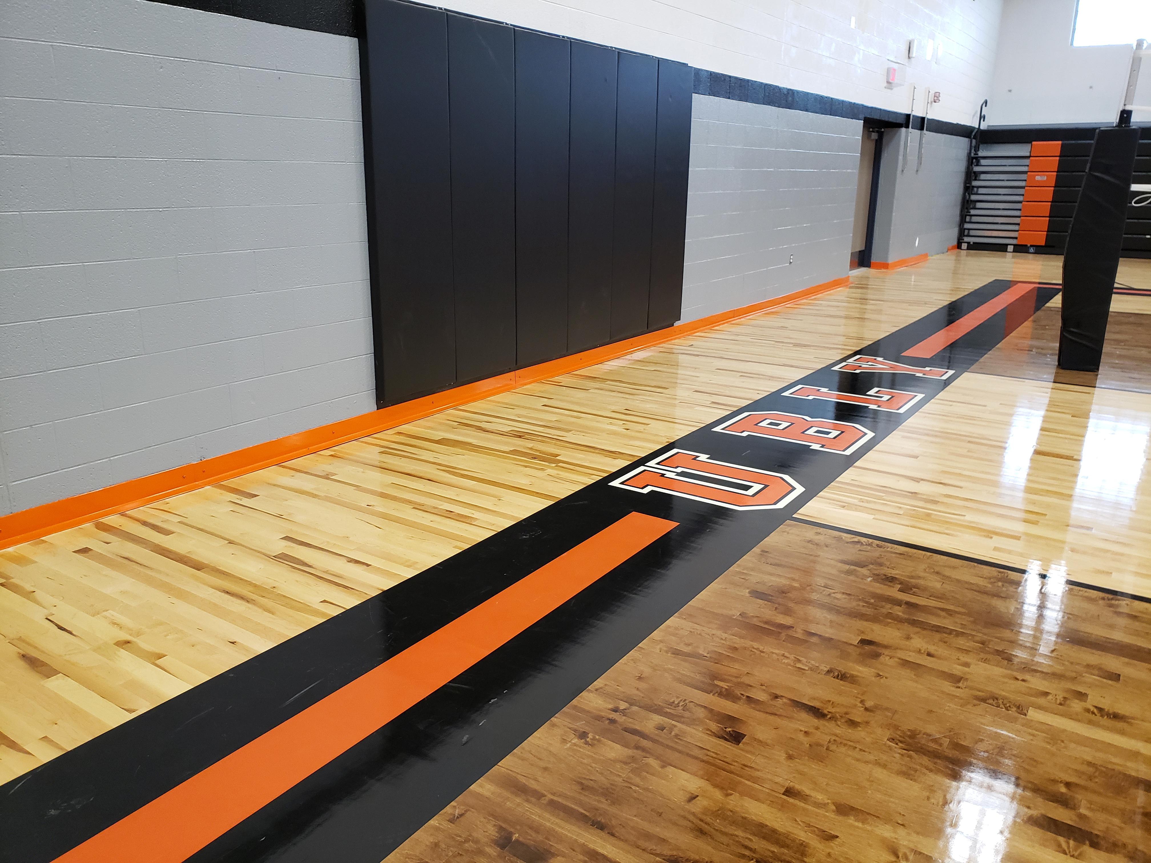 Ubly High School Gym