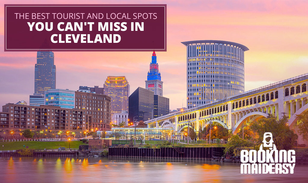 The Best Tourist and Local Spots You Can't Miss in Cleveland
