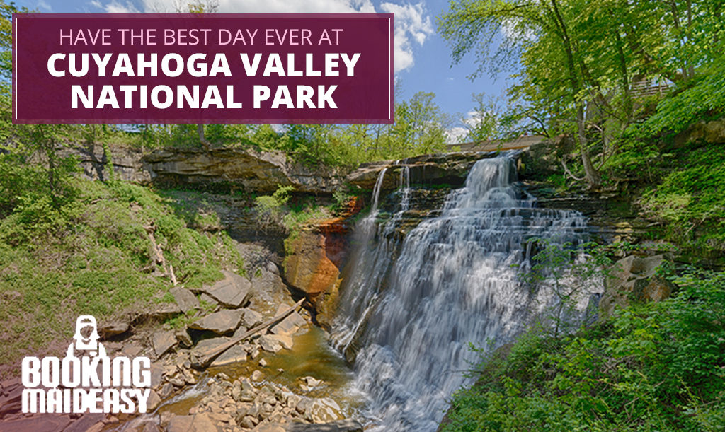 Have the Best Day Ever at Cuyahoga Valley National Park