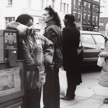 My Earliest Street Photos