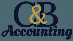 C and B Accounting Logo
