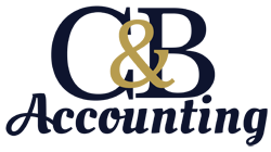 C and B Accounting Logo