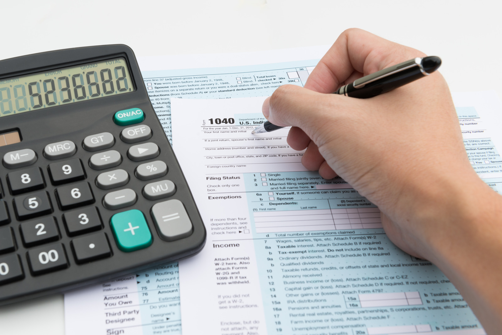 Last-Minute Tax Deductions