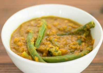 Pumpkin & Lentil Curry