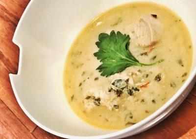 Thai Chilli Chicken & Basil